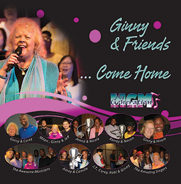 Ginny & Friends ... Come Home CD