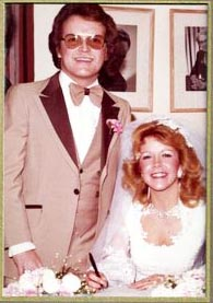 Terry and Ginny wedding picture